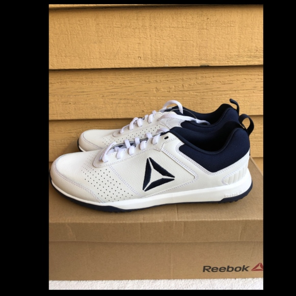 e84578c5d4d038 NEW Reebok Men s CTX TR Athletic Shoe White NWT